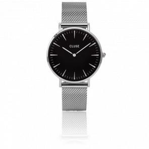 La Bohème Mesh Silver/Black CL18106