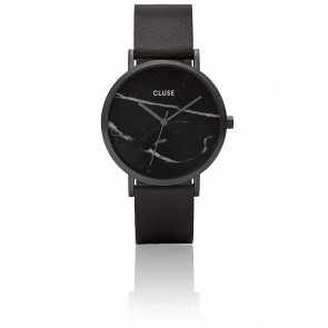 La Roche Full Black Marble CL40001