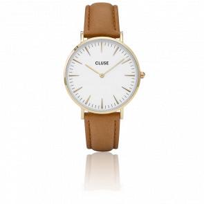 La Bohème Gold White/Caramel CL18409
