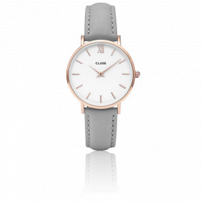 Minuit Rose Gold White Grey CL30002