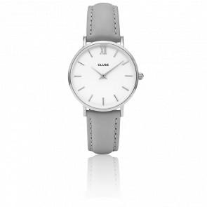 Minuit Silver White Grey CL30006