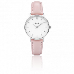 Minuit Silver White Pink CL30005