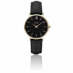 Minuit Gold Black Black CL30004