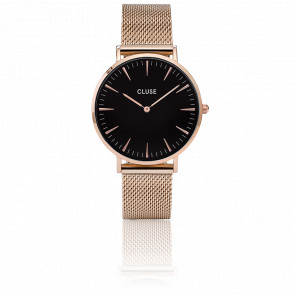 La Bohème Mesh Rose Gold/Black CL18113