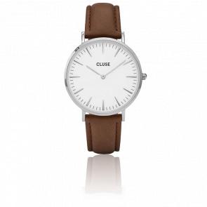 La Bohème Silver White/ Brown CL18210