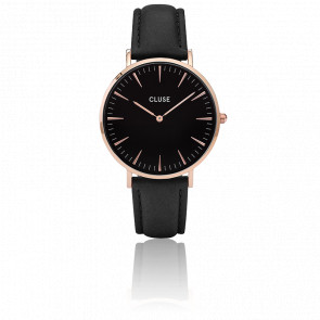 La Bohème Rose Gold Black/Black CL18001