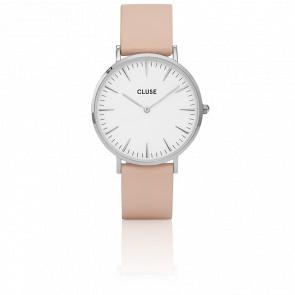 La Bohème Silver White/Nude CL18231