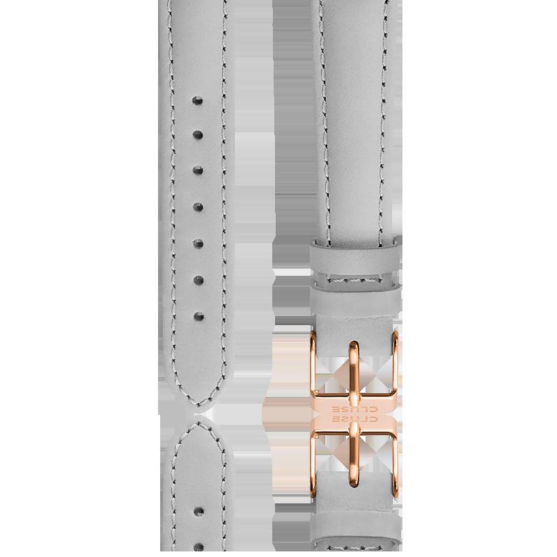 Cluse. Minuit Strap Grey/Rose Gold CLS319. Bracelet de montre
