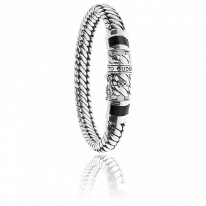 Bracelet Ben Junior Stone Black