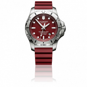 INOX Diver Pro Rouge 241736