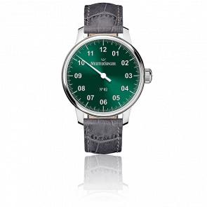 N°02 AM6609N Sunburst Green