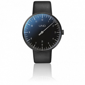 UNO Plus Carbon Auto Black Edition Leather
