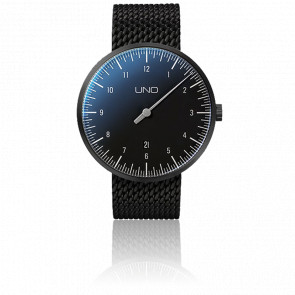UNO Plus Carbon Auto Black Edition Stainless Steel