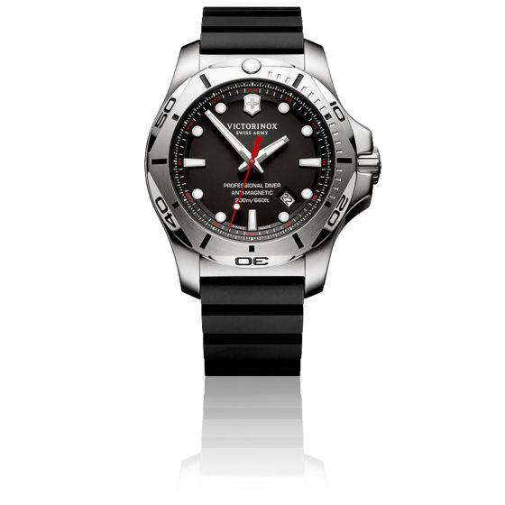 INOX Diver Pro Noire 241733