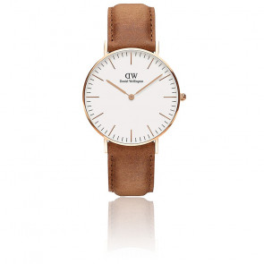 Classic Durham Lady Rose Gold 36 mm