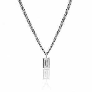 Collier Argent Essential XS 45,50cm