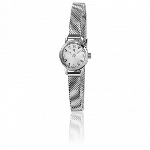 Montre Henriette Chrome Milanese 671267