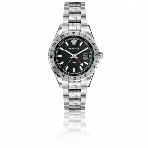 Montre Hellenyium GMT Cadran Noir 42mm V1102 0015