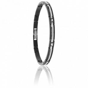 Bracelet Trinidad Acier Bicolore 5.5 mm