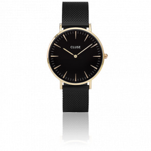 La Bohème Mesh Gold Black/Black CL18117
