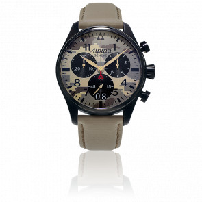 Startimer Pilot Chronograph Camouflage AL-372MLY4FBS6