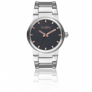 The Cannon Gray/Rose Gold A160-2064