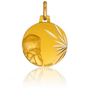 Médaille Enfant rêveur