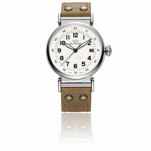 F104 - 40 mm - Cadran Blanc GL0128