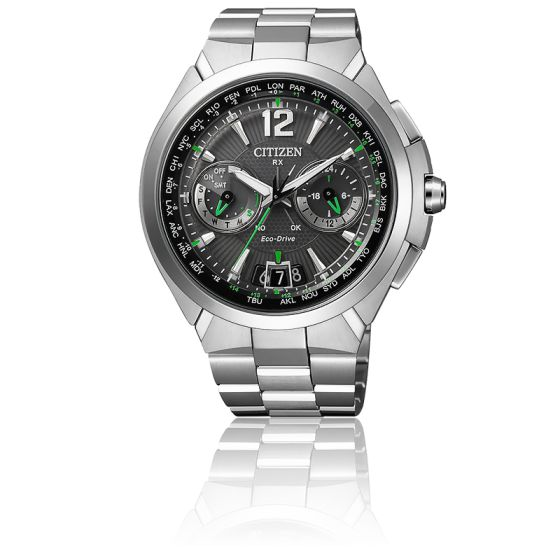 Eco-Drive Satellite Wave CC1090-52F