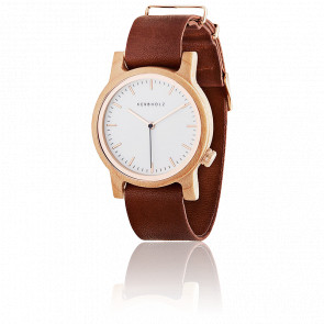 Montre Wilma Maple Cognac