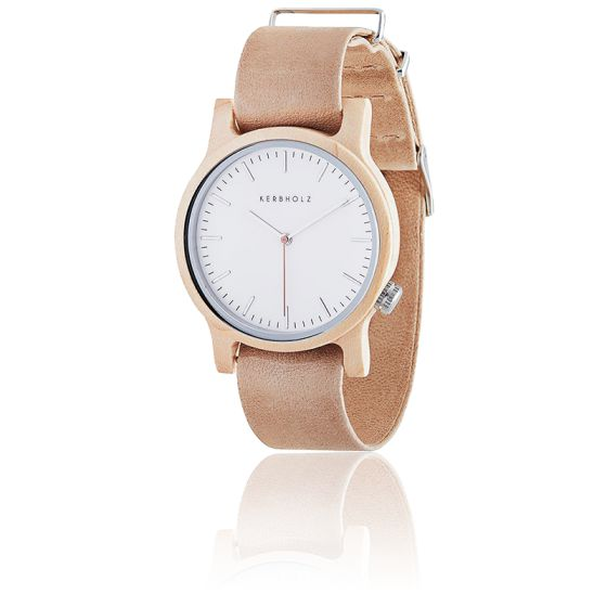 Montre Wilma Maple Nude WIL0827