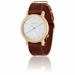 Montre Walter Maple Cognac WAL9875