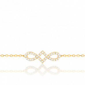 Bracelet Harmonie Or Jaune