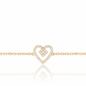 Bracelet Béguin Or Jaune