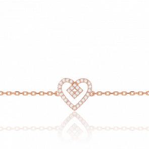 Bracelet Béguin Or Rose