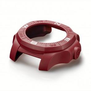 Bumper Rouge INOX. Compas