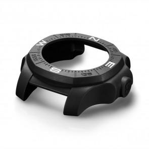 Bumper Noir INOX. Compas