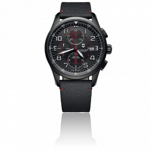 Airboss Mechanical Chronograph Black Edition 241721