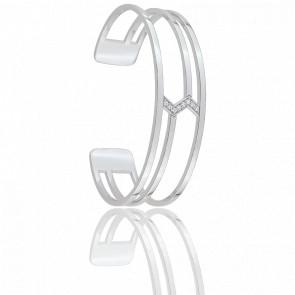 Bracelet Manchette Minimale