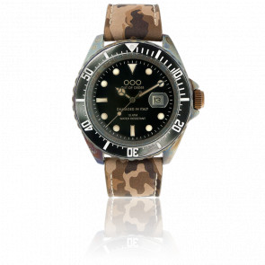 Camouflage Brown 44 mm