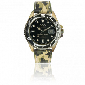 Camouflage Green 40 mm