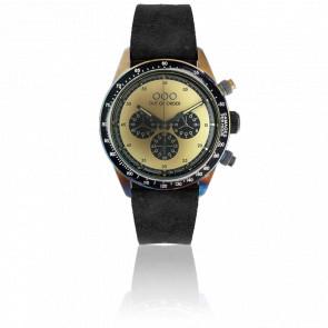 Cronografo Black Cream 42 mm