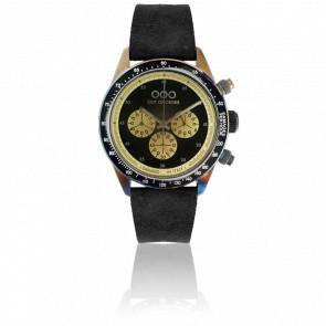 Cronografo Black Black 42 mm