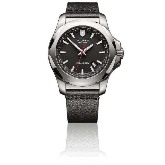 INOX Leather Noir 241737