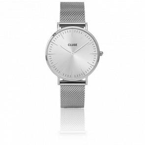 La Bohème Mesh Full Silver CL18114