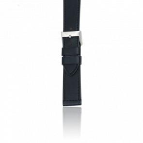 Bracelet Cuir Noir pour modèle Infantry Chrono Large