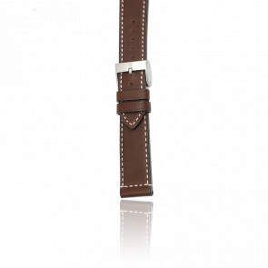 Bracelet Cuir Marron pour modèle Airboss Mach 3