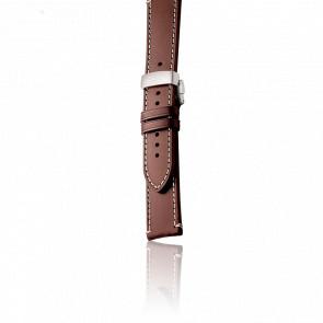 Bracelet Cuir Marron pour modèle Airboss Mechanical 42mm
