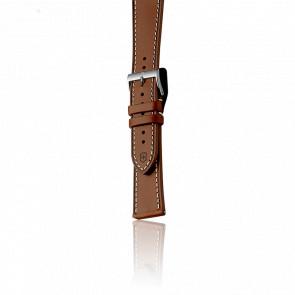 Bracelet Cuir Marron pour modèle Infantry Large/Chrono/Mecha