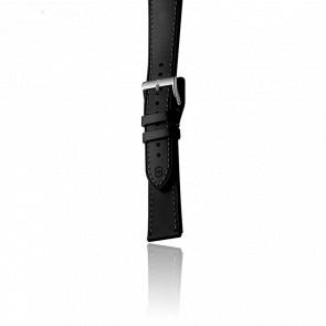 Bracelet Cuir Noir pour modèle Infantry Large/Chrono/Mecha